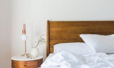 Ett sovrum för högsta nivå på återhämtning